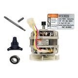 Kit Motor, Flecha, Poste Con Retenes Y Balero Lavadora Acros