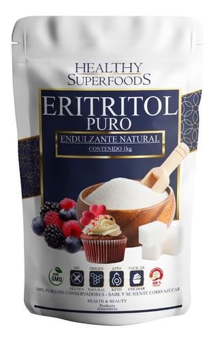 Eritritol Puro Premium 1kg