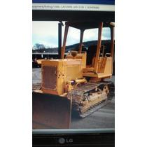 Tractor Caterpillar Bulldocer D3