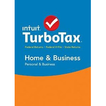 Turbotax Home & Business 2015 + Estado Federal De Impuestos