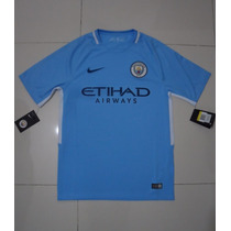 Uniformes Jerseys Clubes Europeos Clubes Ingleses Manchester City ... 02fe807462ce2
