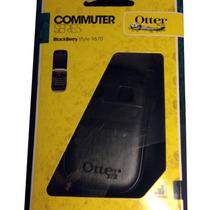 Otterbox Commuter Caso Para Blackberry Estilo 9670 (negro)