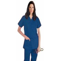 Uniforme Medico Completo 5 Bolsas Varios Colores A Tu Estilo