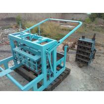 Planos Para Maquina Fabricadora De Bloques Concreto 10-12cm