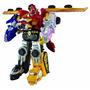 Figura De Acción Bandai Power Rangers Nippon Edición Megazo