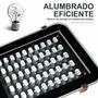 Luminaria Lampara Foco Led 50w 6500lm Alumbrado Publico