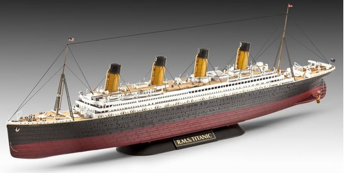 Rms Titanic Revell 1:700