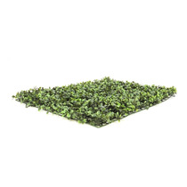 10 Pz Follajeartificial Verde Obscuro   Pared Greenline