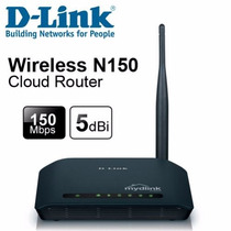 D-link Dir-600l 150mbps Wireless-n 4-port Router W/firewall