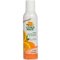 Citrus Magia Natural Olor Eliminando Ambientador Spray Naran