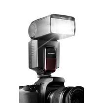 Neewer Tt520 Flash Speedlite Para Camaras Canon Nikon Slr