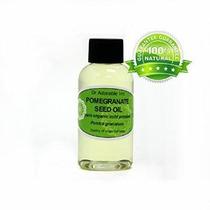 100% Puro De Semilla De Granada Orgánica De Aceite Presión E