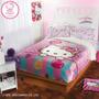 Cobertor Super Soft Hello Kitty Matrimonial