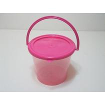 Cubetita De Plástico Dulcero Centro De Mesa Regalo Aguinaldo