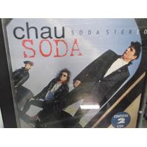 Soda Stereo Chau Soda Doble Cd