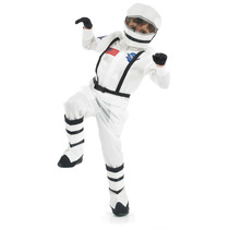 Astronauta Traje - Spaceman Style Niños Xl Fancy Dress Up