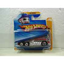 Hot Wheels Camion Grua Back Slider Gris 26/214 2010 Tc