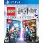 Lego Harry Potter Collection Para Ps4. Nuevo Y Sellado.