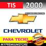 Software Tis2000 Chevrolet Compatible Tech2