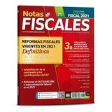 Revista Notas Fiscales 301 Diciembre 2020 Formato Impreso