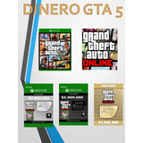 Dinero Gta Online Xbox One 1 Millones 100% Real