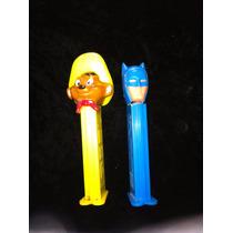 Dispensadores Pez Batman Y Speedy Gonzalez