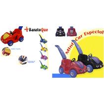 003g - Montables Tipo Carreola; Bebes Minicar Musical // (k