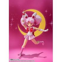 Sailor Moon Tamashii Chibimoon Sh Figuarts En Mano Navidad