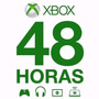 Xbox Live Gold 48 Horas Membresia 2 Días Código Envio Gratis