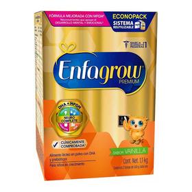Fórmula Para Lactantes En Polvo Mead Johnson Enfagrow Premium 3 Sabor Vainilla En Caja De 1.1kg