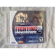 Fighting Force Para Sega Dreamcast