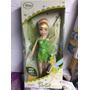 Muñeca Princesas De Colección Disney Tinker Bell Campanita