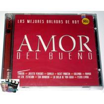 Cd + Dvd Amor Del Bueno Las Mejores Baladas De Hoy, Yuridia