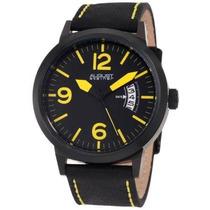 Reloj August Steiner Mens Asa812yl Swiss Quartz Bold Milit