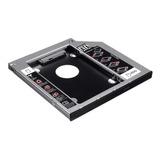 Caddy Adaptador Laptop Segundo Disco Duro Ssd 95 Mm