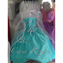 Vestido De Elsa O Anna De Frozen Disfraces Envio Gratis