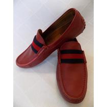 Zapatos Gucci 26 G Mexicano Rojos Originales en venta en Benito ... 960d88e466c