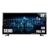 Pantalla Seiki 39 Television Full Hd Hdmi Vga Usb Led