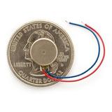 Mini Vibrador De Celular Motor 2.7mm Tipo Moneda Arduino