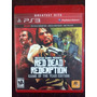 Red Dead Redemption Game Of The Year Ed - Ps3 - Game Freaks