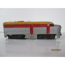Tren Antigua Locomotora Diesel 0 Kusan Joya Retro Vintage