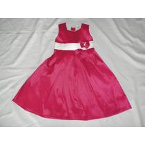 Nuevo Vestido Shantu Niña Princesa Pajecita Presentacion 3-4