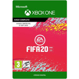 Fifa 20/codigo Digital/xbox One