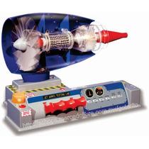 Motor Turbina Funcional Electrico A Escala Armar / No Revell