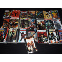 Comics Vid/televisa Ultimate Spider-man Compreta
