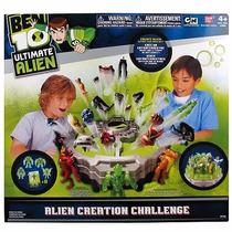 Ben 10 Desafio Alien Creacion