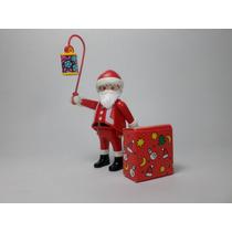 Playmobil Figura Santa Claus Navidad Ciudad Trineo Retromex