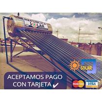 Calentador Solar 150 Litros 4-5 Personas Oferta Limitada