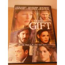 The Gift Dvd Import Movie Keanu Reeves - Katie Holmes