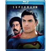 Superman 3 Christopher Reeve Pelicula En Blu-ray